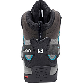 Salomon W's Ellipse 2 Mid LTR GTX Shoes Phantom/Castor Gray/Aruba Blue